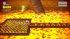 As is the norm for Mario games, Lava, Ice and Underground levels are all present and correct.