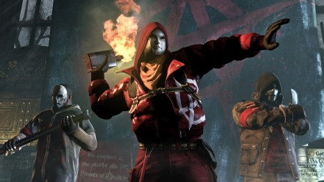Origins introduces an assortment of new villains to the series.